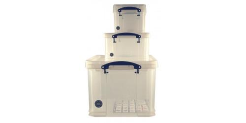 RUB Opbergdoos transparant 3 liter