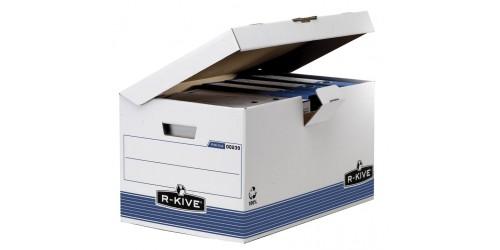 R-kive Flip Top Maxi doos blauw/2