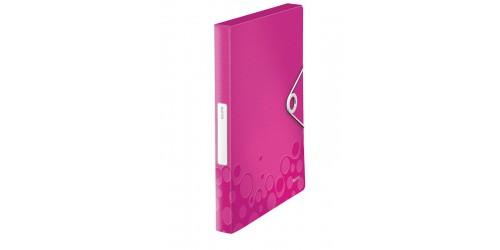 Wow documentenbox PP roze