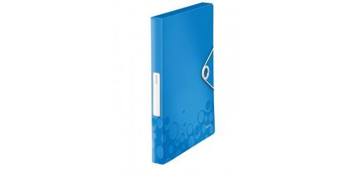 Wow documentenbox PP blauw