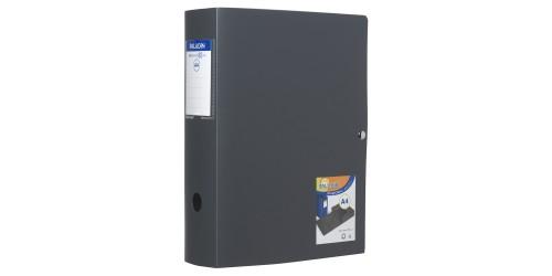 Klasseerdoos Polybox 80 mm zwart