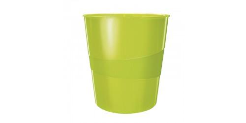 Esselte WOW papiermand 15l groen