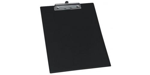 Schrijfplaat kunststof zwart