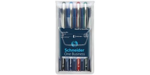 Etui/4 Schneider One Business