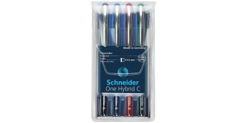 Etui/4 Schneider One Hybrid C 0,5