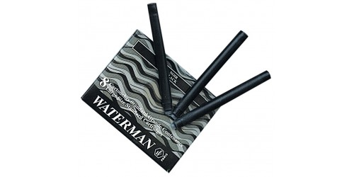 Inktpatroon Waterman zwart