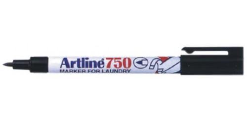 Artline 750 wasserijmarker zwart