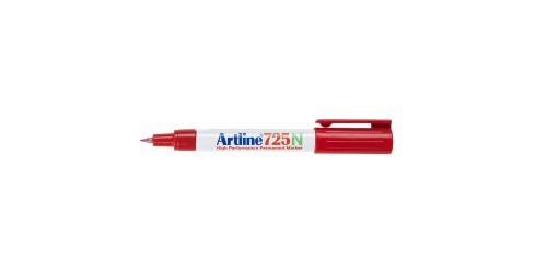 Stift Artline 725 rood