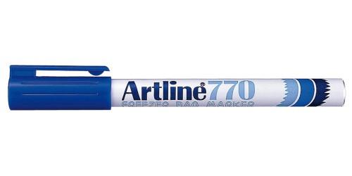 Stift Artline 770 diepvries blauw