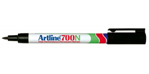 Stift Artline 700 zwart