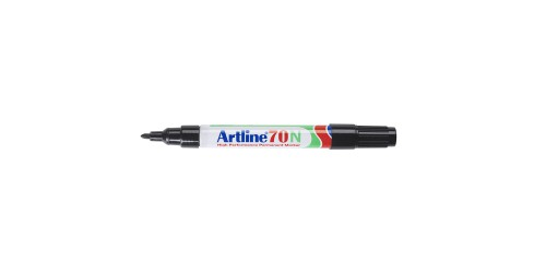 Stift Artline 70 zwart