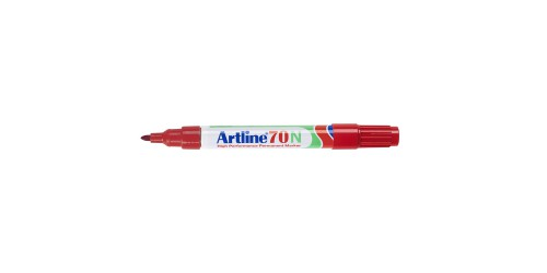 Stift Artline 70 rood