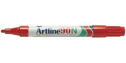 Stift Artline 90 rood
