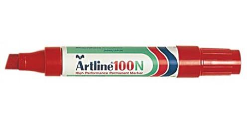 Stift Artline 100 rood