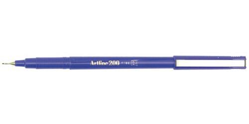 Stift Artline 200 blauw
