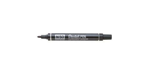 Stift Pentel N 50 zwart