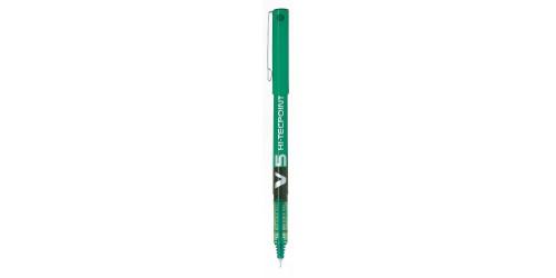 Pilot Hi-Tecpoint BX-V5 groen 0,5