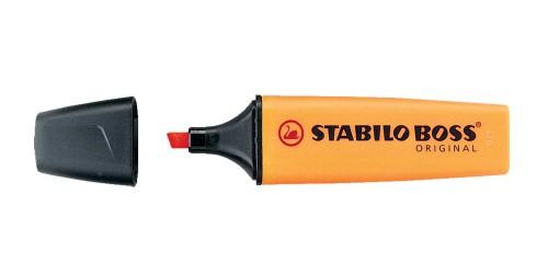 Stift Stabilo Boss oranje