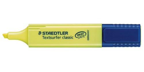 Textsurfer Classic Staedtler geel