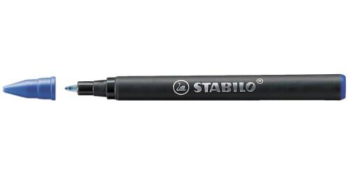 Stabilo 's move easy refill blauw
