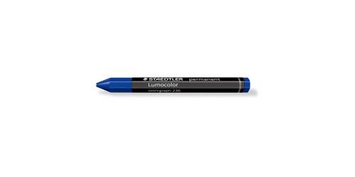 Merkkrijt Omnigraph blauw