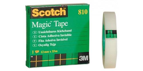 Rol Scotch Magic 12 mm x 33 m