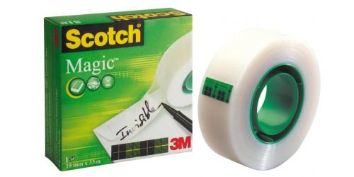 Rol Scotch Magic 19 mm x 33 m