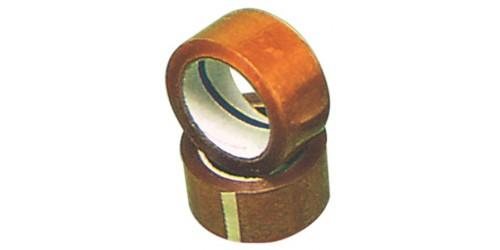 Packing tape transp. PP 50mm x 66m doos van 36 r