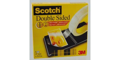 rol double sided scotch 665 19x33