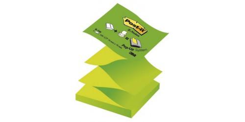 Post-it Z-notes groen 76x76mm