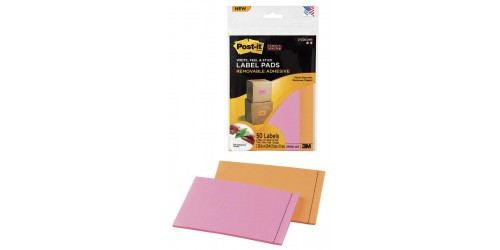 Post-it Super Sticky Labels 2900OP