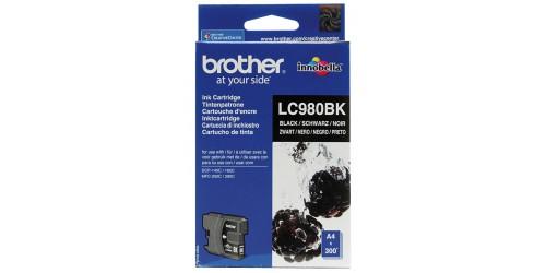 Brother cartridge black LC980BK