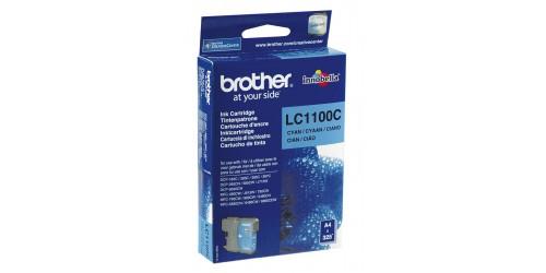 Brother cartridge cyan LC1100C