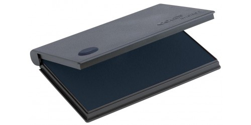 Stempelkussen Micro 2 blauw 70x110