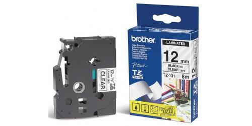 Brother tape TZe131 12mm zw./helde