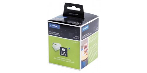 Etiket LabelWriter 89x36 wit 99012