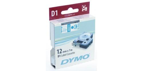 Tape Dymo bl/transp. 12 mm-45011