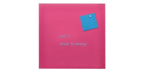 Desq Magnetisch glasbord roze