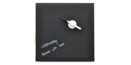 Desq Magnetisch glasbord cool grey