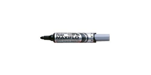 Witbordstift Maxiflo zwart Fijn