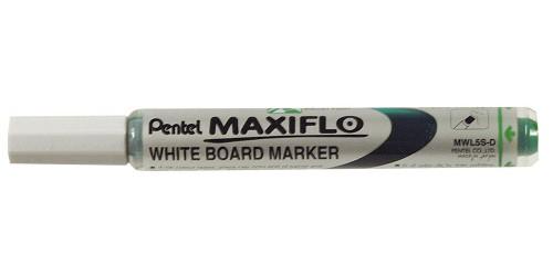 Witbordstift Maxiflo groen Fijn