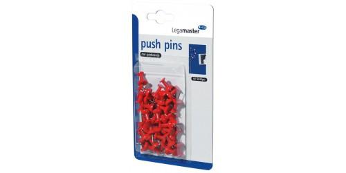 Push Pins rood