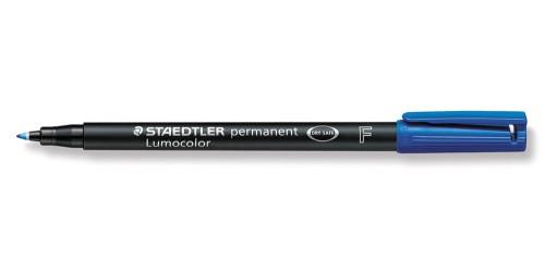 Stift OHP blauw permanent (F-318)