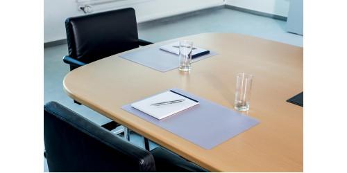 Durable Desk Mat 7111 19 transp.