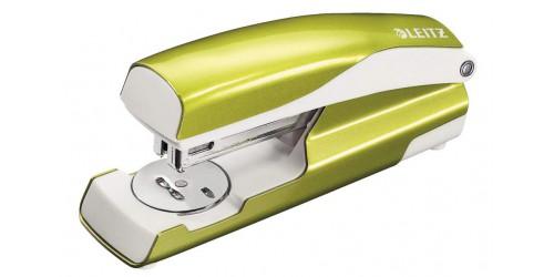 Leitz nietmachine 5502 groen metal