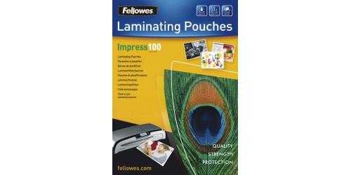 Lamineerhoes A4 - 100 micron