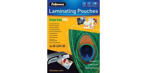 Lamineerhoes A3 - 100 micron