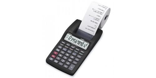 Calculator Casio HR 8 zwart
