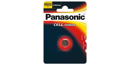 Panasonic Knoopcel CR2032/2