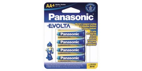 Panasonic batterij AA LR6/4BP